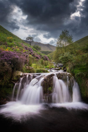 Fairbrook Falls by Francis Taylor