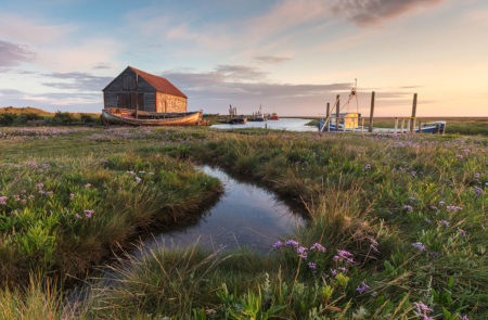 Thornham Dawn by Chris Herring
