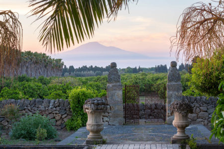 In the Shadow of Etna by Marianne Majerus