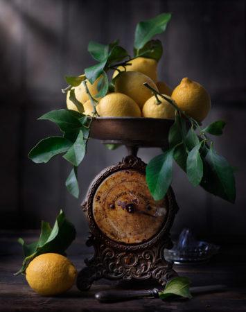 Lemons by Patrizia Piga