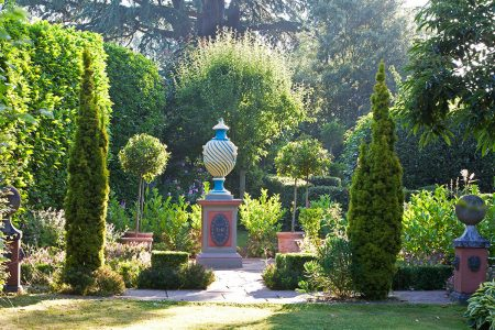 Laskett Garden II by Clive Boursnell