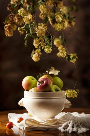 Autumn Still Life by Patrizia Piga