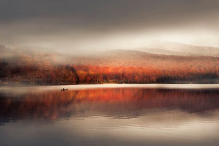 Sound of Silence by Magda Bognar
