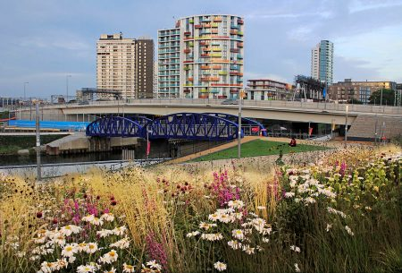 Greening East London by Sally Bevington