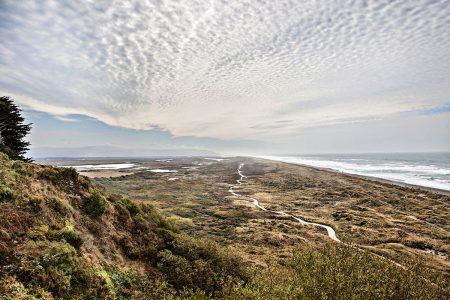 Northern California Coastal Vista by William Pierson
