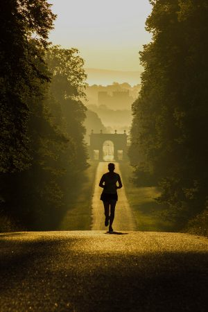 Summer Running by Shaun Argent