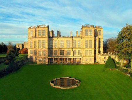 National Trust Hardwick Hall