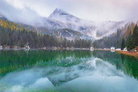 Valagola Lake by Anne Maenurm
