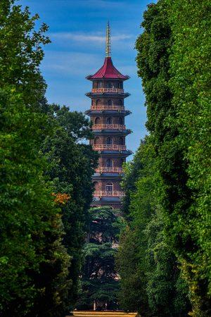 Pagoda Vista by Zygmunt Szot