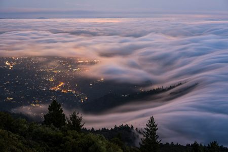 City Fog by Brandon Yoshizawa