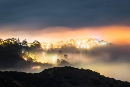 Malibu Lights by Brandon Yoshizawa