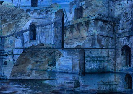 The Grand Bridge by Cereta Drewett