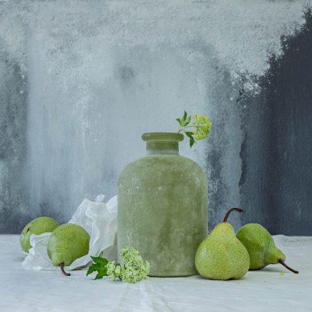 Study in Green by Polina Plotnikova