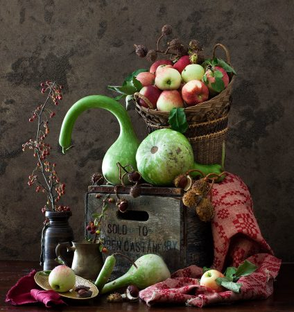 Gifts of the Autumn by Yelena Strokin