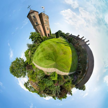 Planet Sissinghurst by Melvyn Painter