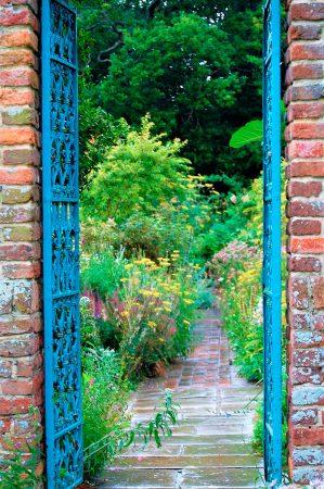 The Blue Gates by Sophia Dennett