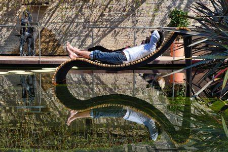 Waterbed by Volker Repke