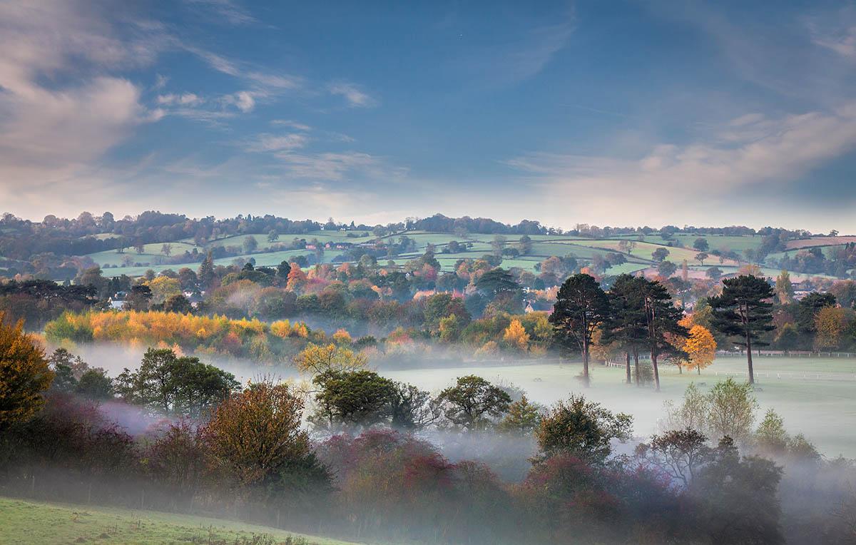 Autumn at Eyes Meadow by Ashley Franklin