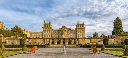 Blenheim Palace Perspective by Duncan Walker