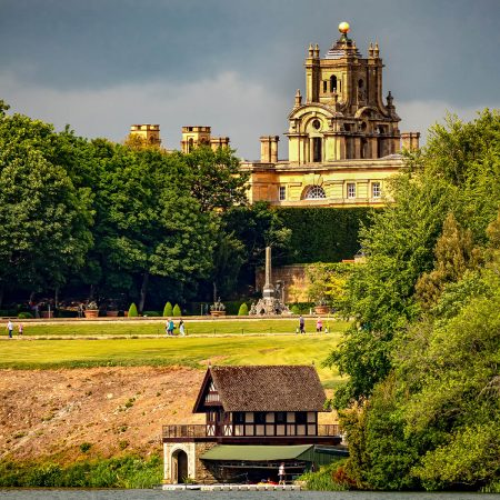 From the Boathouse to the Palace by Elaine Cox