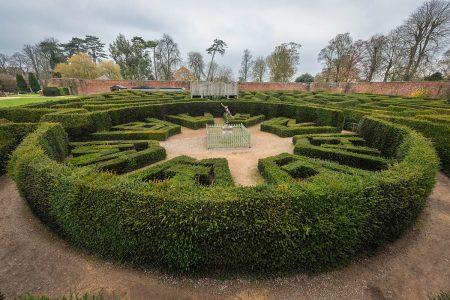Marlborough Maze by Brian Lee