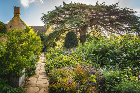 Hidcote Garden by Raymond Jones
