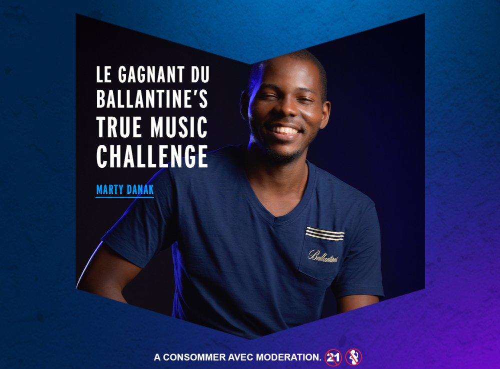 Ballantine's x Fally Ipupa True Music Challenge