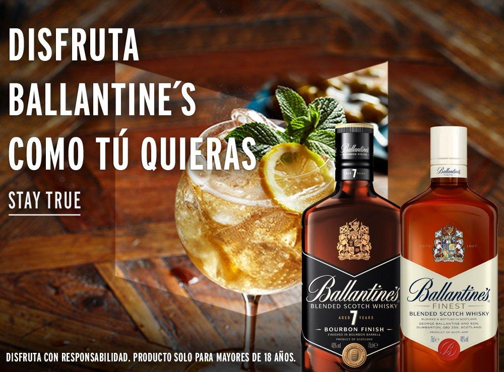 Ballantine's Como Tú Quieras