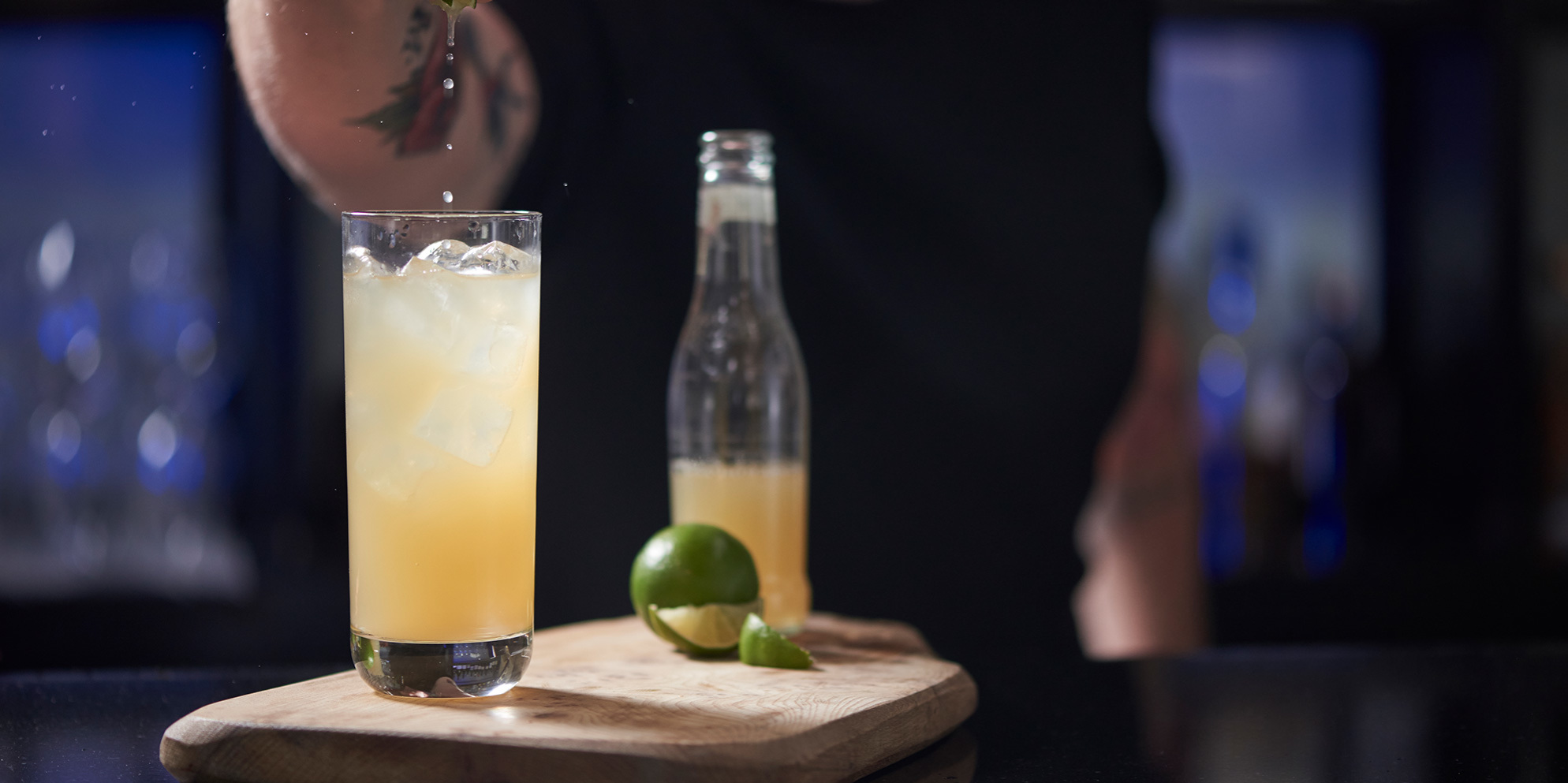 Whisky Cocktails | Finest Ginger Apple | Sweet & spicy