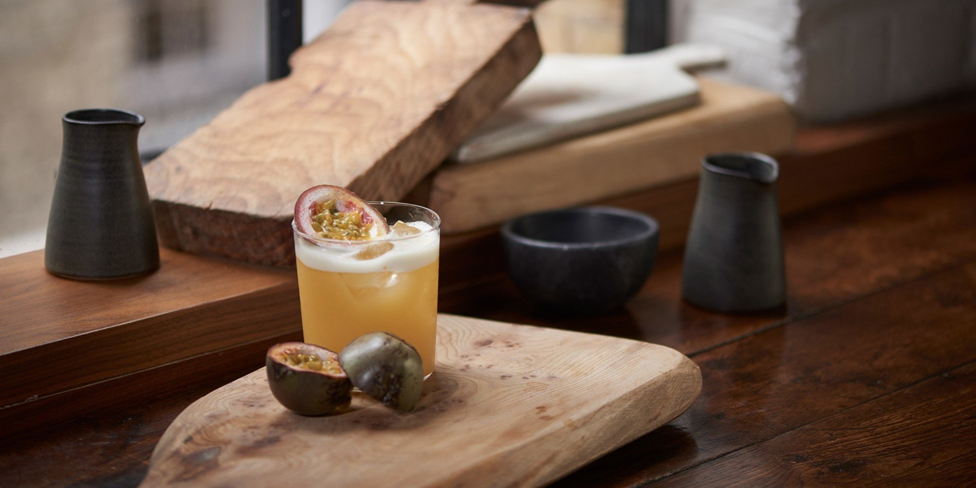 WHISKY PASSION SOUR