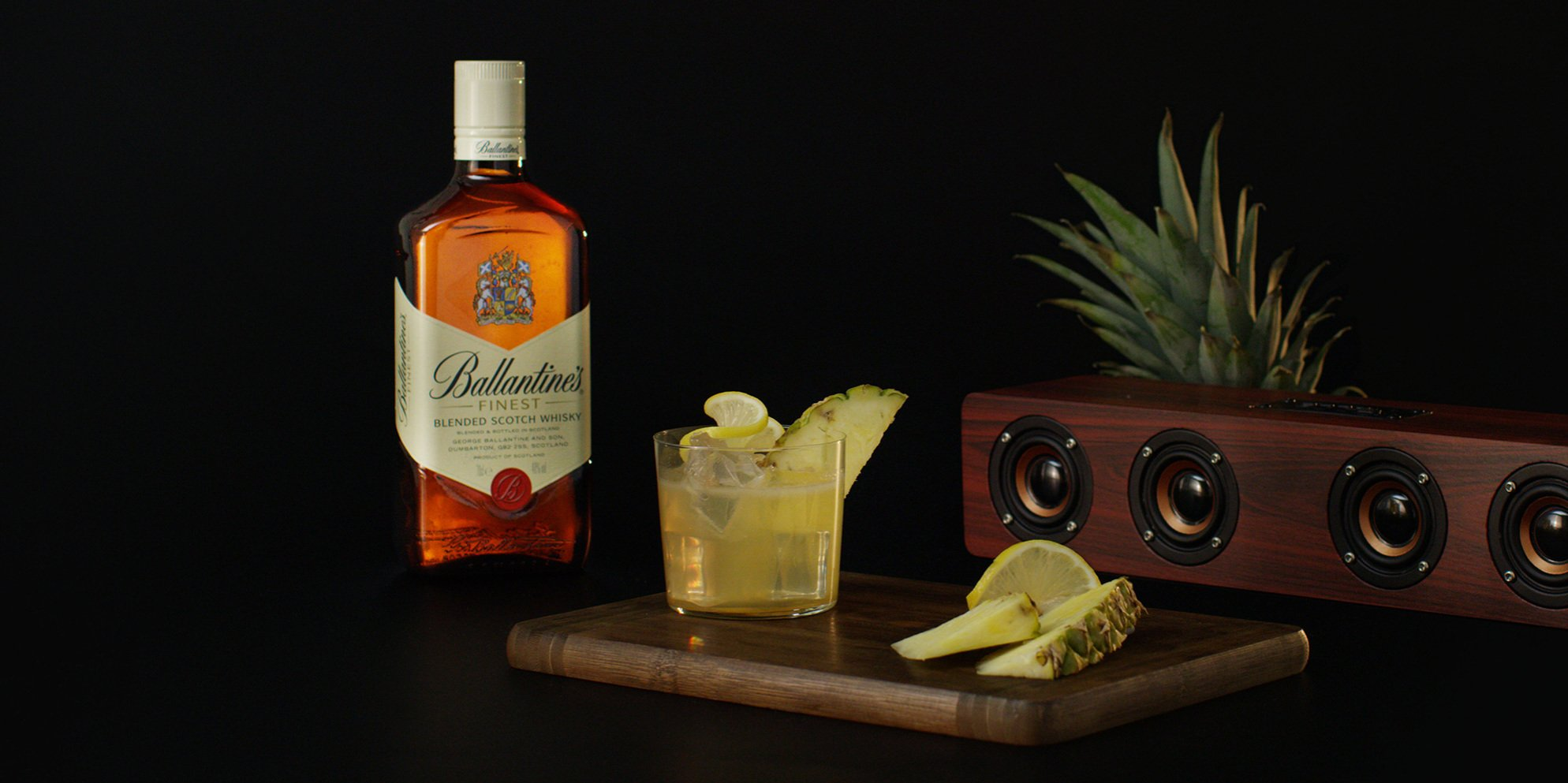Ballantine's Jungle Sour