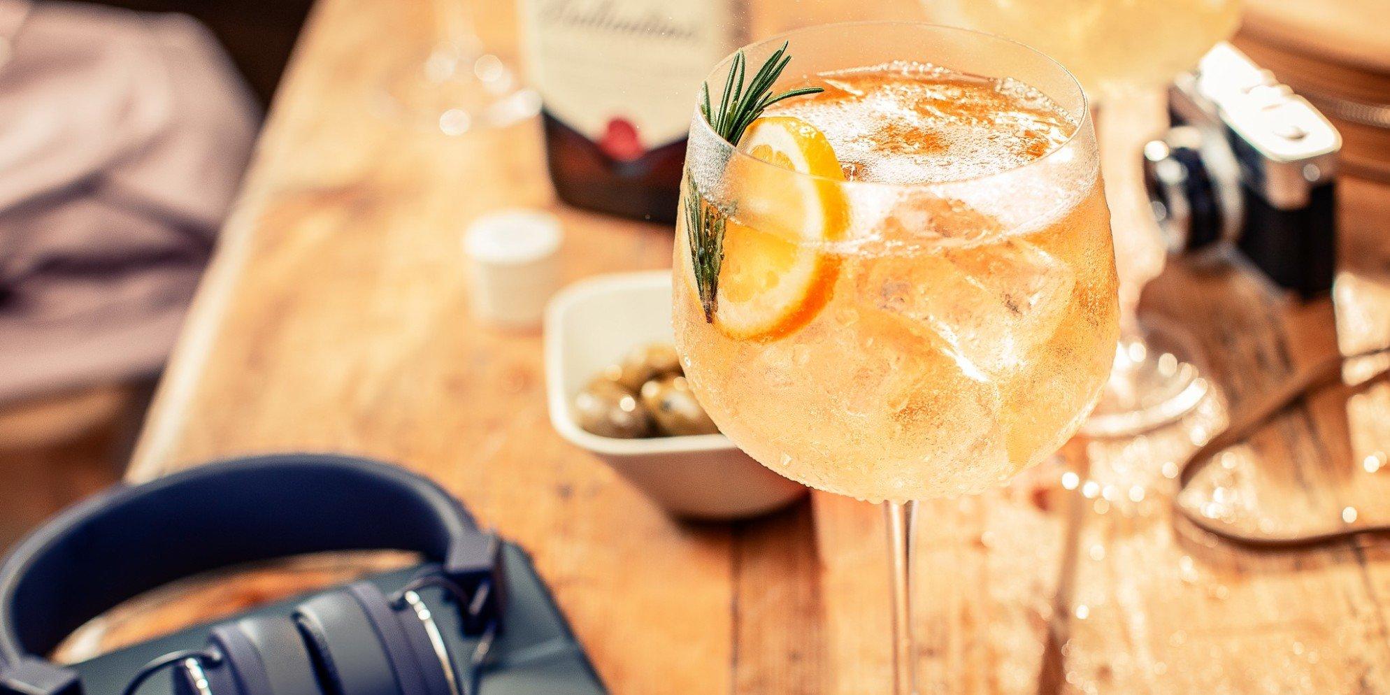 Cócteles de whisky | Spritz My Way | Clásico