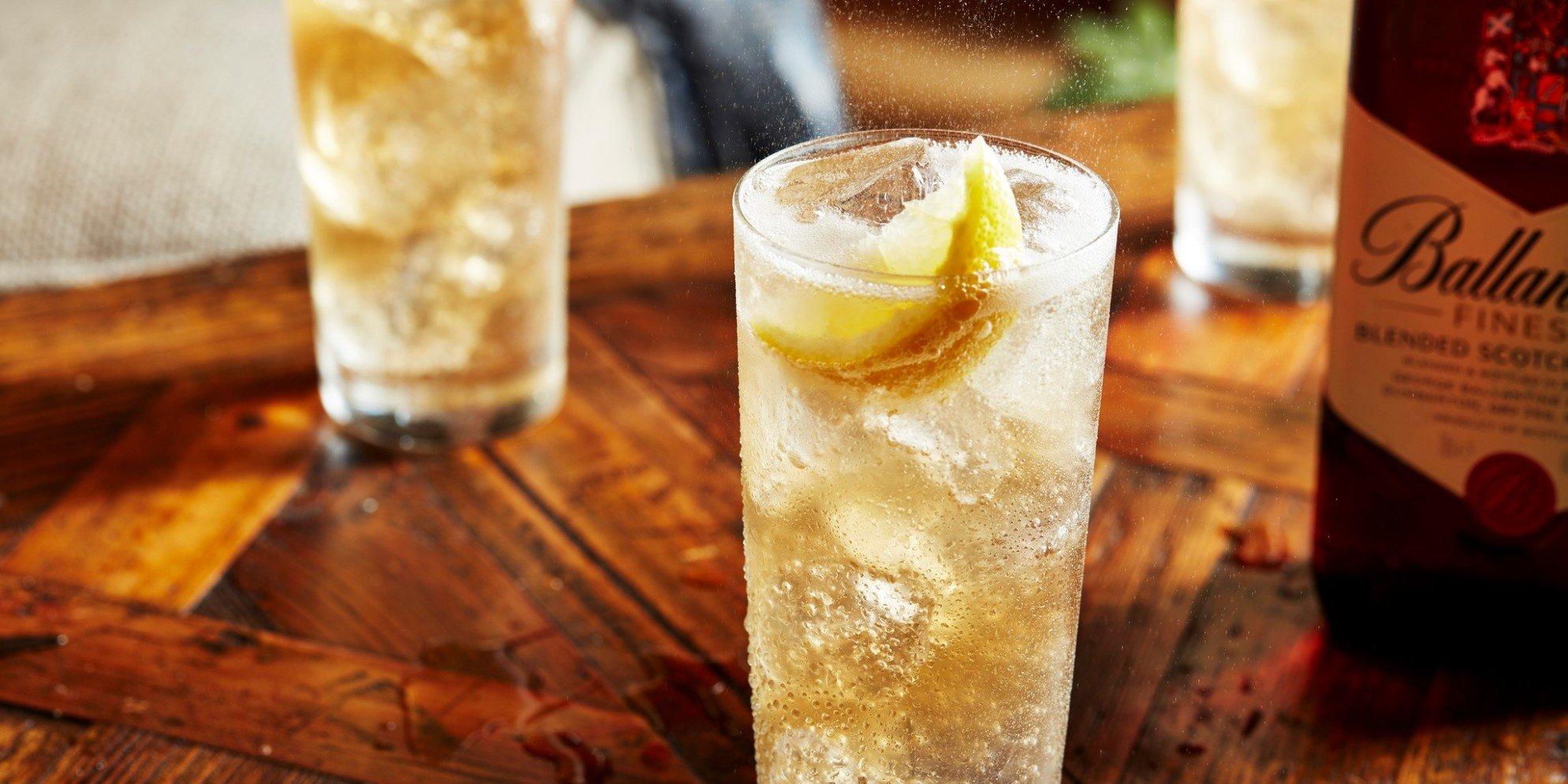 Cócteles de whisky | Session Soda | Clásico