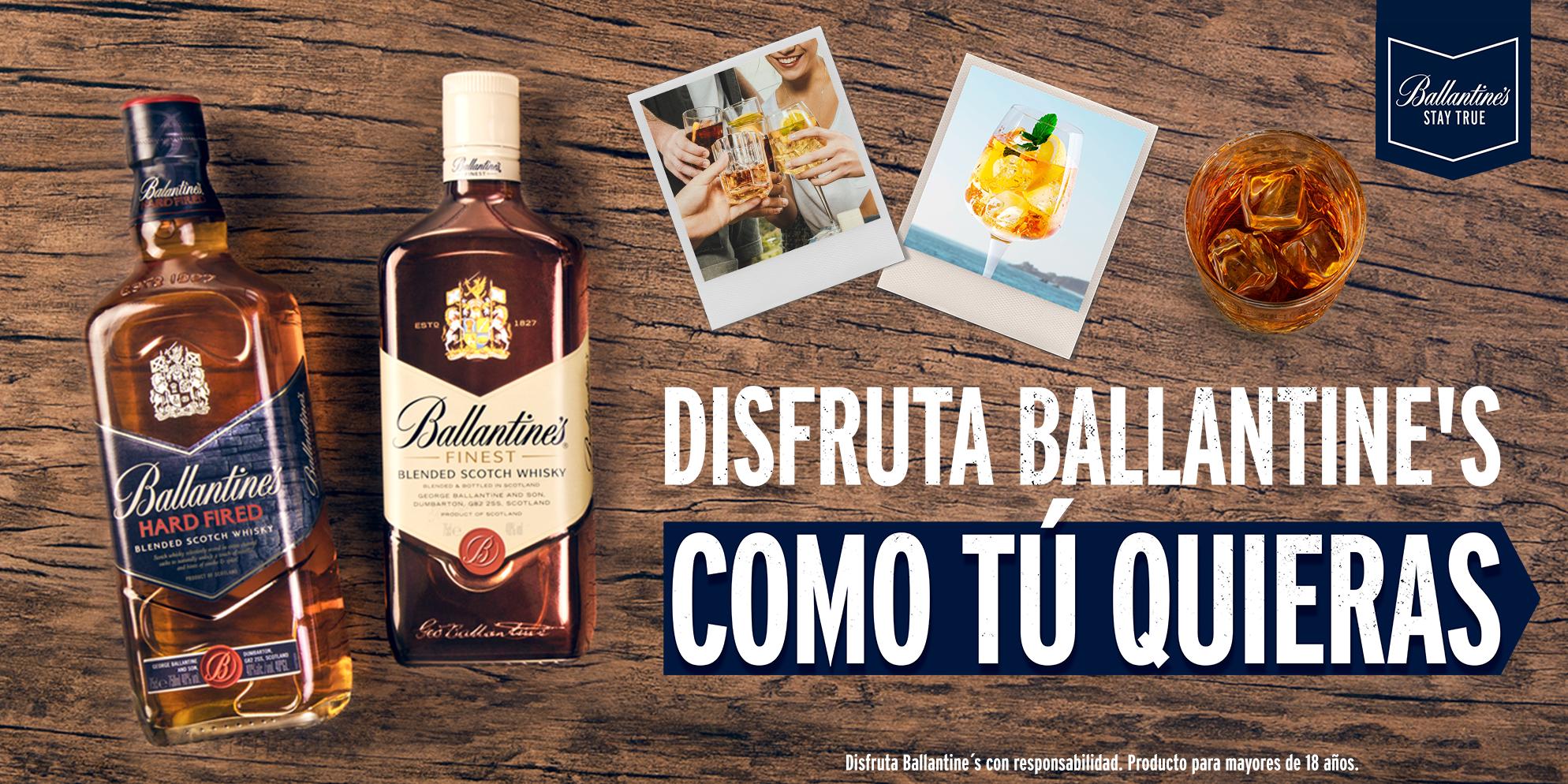 Ballantine's - Ediciones Limitadas 2019