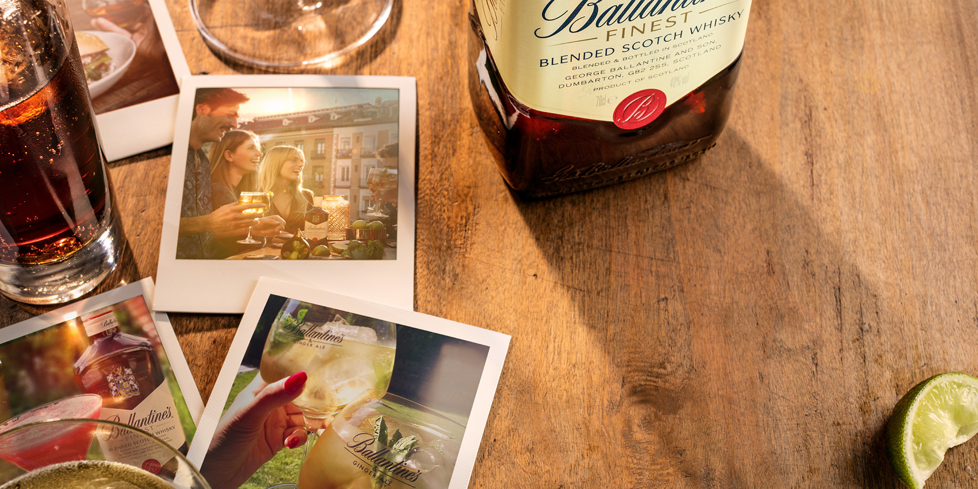 Ballantine's Scotch Whisky | How you like