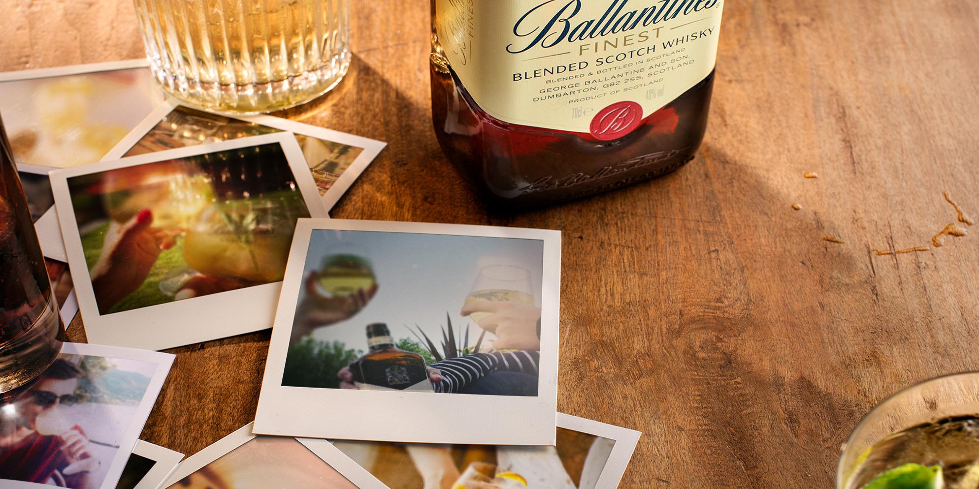 Ballantine's Scotch Whisky | How you like