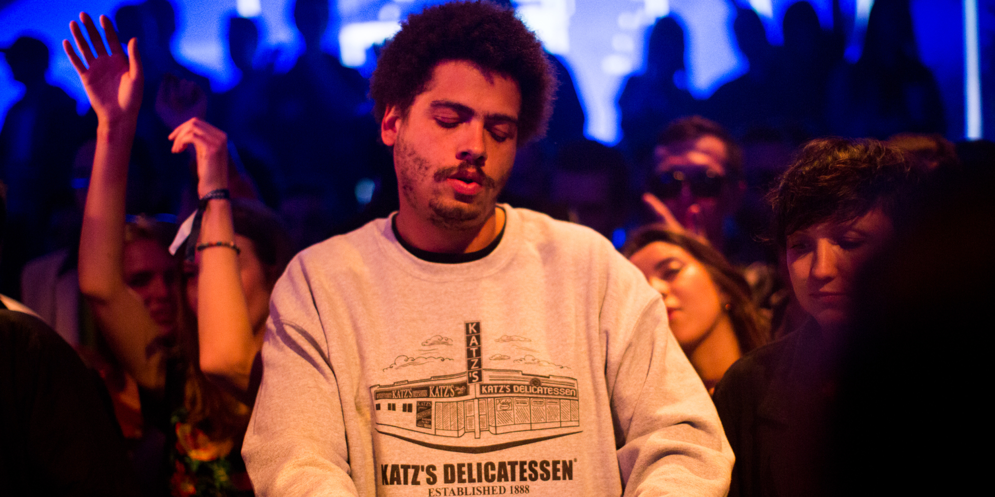 Boiler Room x Ballantine's | True Music | Seth Troxler