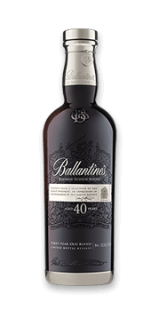 Ballantine's Scotch Whisky | 40 Years