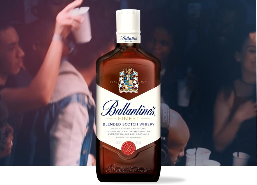 Ballentine's Finest Promo