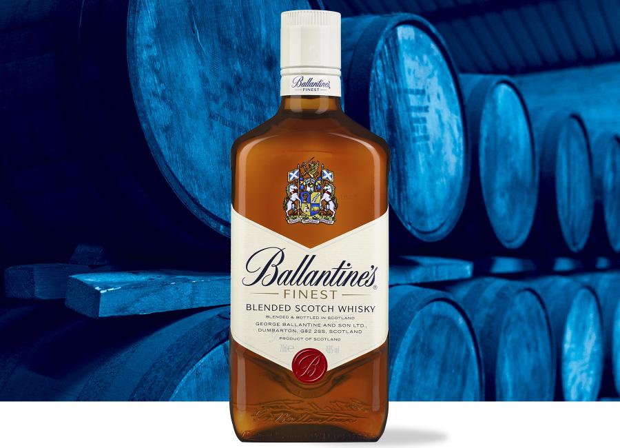 Ballantine's Finest Promo