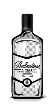 Ballantine's x Joshua Vides Blended Scotch Whisky
