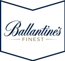 Ballantine's Finest | Small Logo