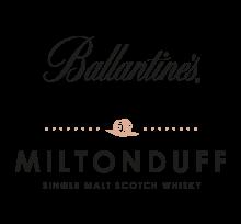 Ballantine's Miltonduff Logo