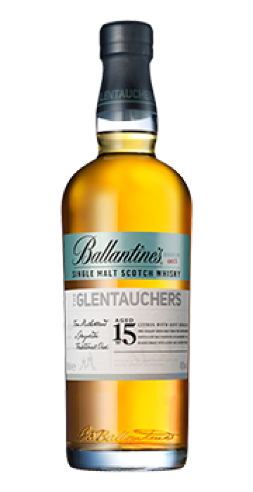 Ballantine's Scotch Whisky | Glentauchers Single Malt