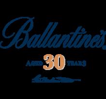 Ballantine's 30 Logo