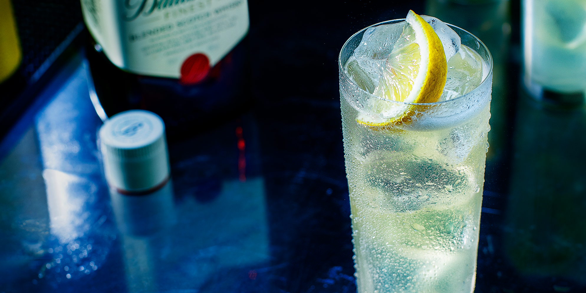 Whisky Cocktails | Finest & Lemonade | Weekend drinks | Ballantine's
