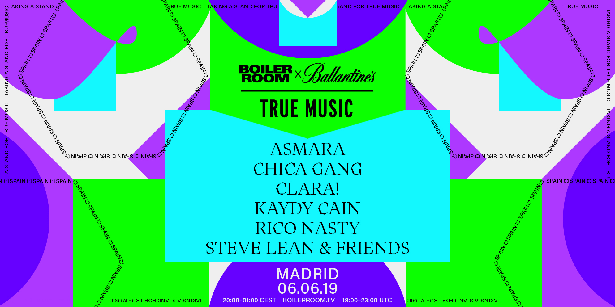 BOILER ROOM X BALLANTINE'S TRUE MUSIC MADRID