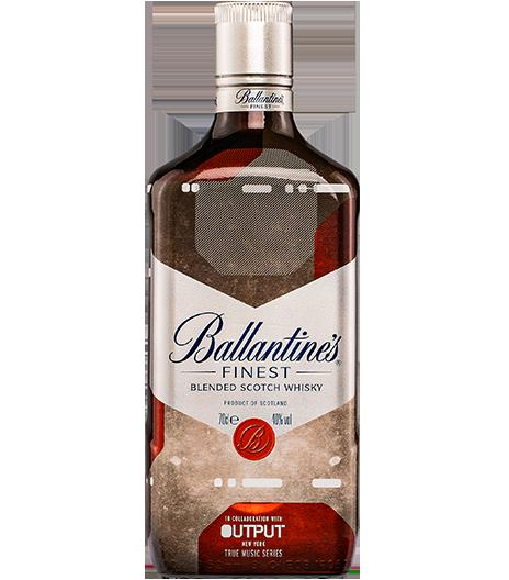 Ballantine's x OUTPUT