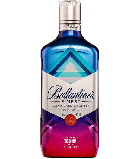 Ballantine's x THE GÄRTEN