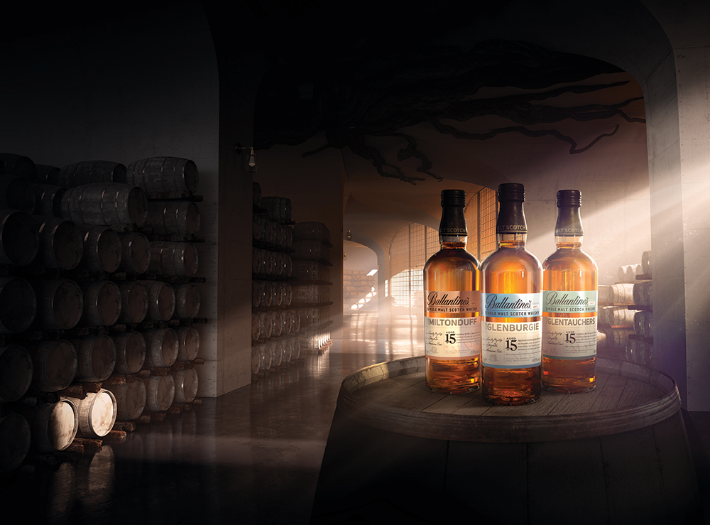 Ballantine's Scotch Whisky | Discover our first Single Malts